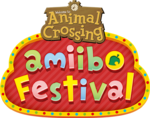 Logo de Animal Crossing amiibo Festival