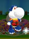Patrón Fran - Poochy & Yoshi's Woolly World