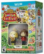 Pack de Anima Crossing amiibo Festival y amiibo de Canela, Candrés (figuras), Tere, Minina y Parches (tarjetas)