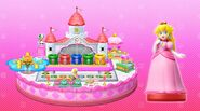 Tablero Peach amiibo Party - Mario Party 10