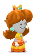 Traje de Daisy - Miitopia