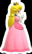 Calcomanía brillante de Peach - Super Mario Party