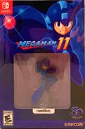 Edición amiibo de Mega Man 11 en América
