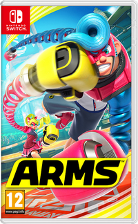 Caja de ARMS (Europa)