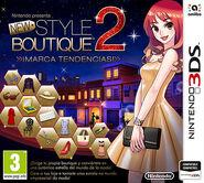 Caja de Nintendo presenta New Style Boutique 2 ¡Marca tendencias! (Europa)