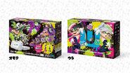 Pack de Wii U con el juego de Splatoon y los amiibo de las Calamarciñas