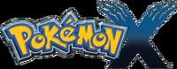 Logo Pokémon X