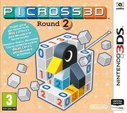 Caja de Picross 3D Round 2 (Europa)