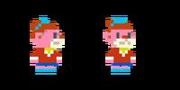 Traje de Nuria - Super Mario Maker
