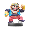 Amiibo Wario - Serie Super Smash Bros.