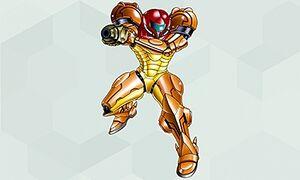 Arte de Metroid II (2) - Metroid Samus Returns