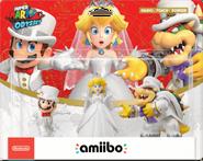 Embalaje americano del pack Nupcial - Serie Super Mario