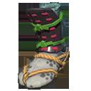 Sandalia samurái - Splatoon 2