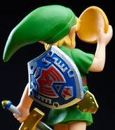 Imagen de detalles del amiibo de Link (Majora's Mask)