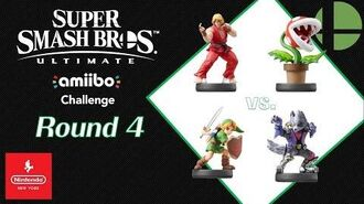 Nintendo NY amiibo Challenge - Round 4