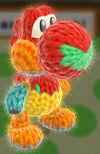 Patrón Samus - Yoshi's Woolly World