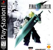 Caja de Final Fantasy VII (América)