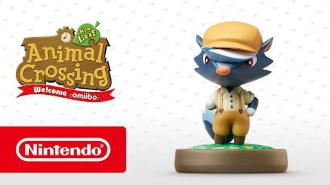 Animal Crossing New Leaf - Welcome amiibo - Betunio (Nintendo 3DS)