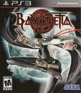 Caja de Bayonetta (PlayStation 3)