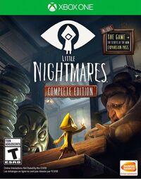 Caja de Little Nightmares Complete Edition (Xbox One) (América)