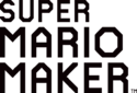 Logo de Super Mario Maker