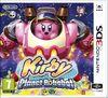 Caja de Kirby Planet Robobot (Europa)