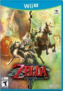 Caja de The Legend of Zelda Twilight Princess HD (América)