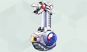 Arte de Metroid II (20) - Metroid Samus Returns