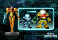Meka con los colores de Samus - Metroid Prime - Federation Force