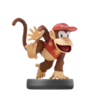 Amiibo Diddy Kong - Serie Super Smash Bros.