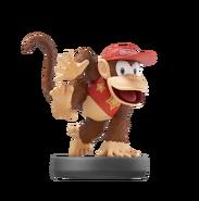 Amiibo Diddy Kong - Serie Super Smash Bros.