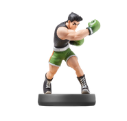 Amiibo Little Mac - Serie Super Smash Bros.
