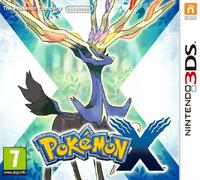 Caja de Pokémon X (Europa)