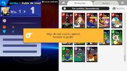 Pantalla de Subir de nivel (1) - Super Smash Bros. Ultimate