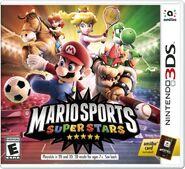 Caja de Mario Sports Superstars (América)