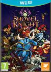 Caja de Shovel Knight (Wii U) (Europa)