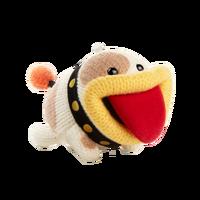 Amiibo Poochy - Serie Yoshi's Woolly World