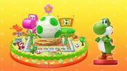 Tablero Yoshi amiibo Party - Mario Party 10