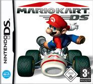 Caja de Mario Kart DS (Europa)