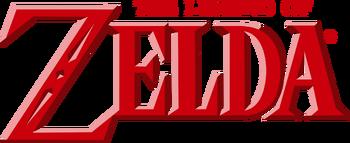 Logo de The Legend of Zelda (franquicia)