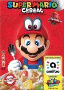 Caja de Super Mario Cereal