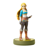Amiibo Zelda - Serie The Legend of Zelda