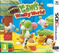 Caja de Poochy & Yoshi's Woolly World (Europa)