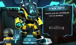 Meka Traje Zero - Metroid Prime Blast Ball