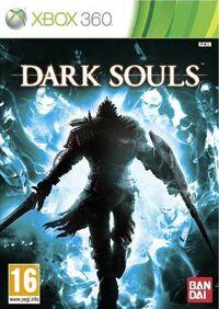Caja de Dark Souls (Xbox 360) (Europa)