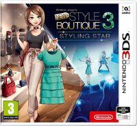 Caja de Nintendo presenta New Style Boutique 3 Estilismo para celebrities (Europa)