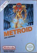 Caja de Metroid (Europa)