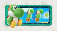 Modo Yoshi doble - Yoshi's Woolly World