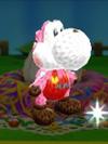 Patrón Paca - Poochy & Yoshi's Woolly World