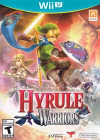Caja de Hyrule Warriors (América)